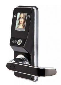 facial recognition lock